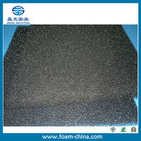 shockproof sound absorption non toxic durable pu foam underlay