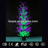 New led tree light Christmas decoration DX-2304 clove