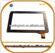 86V SG5351A-FPC touch screen 7inch Xinke F7 dual core S11 tablet pc low price 186*111mm 30pins