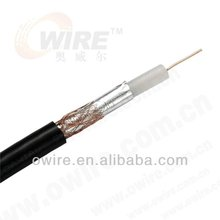75 Ohm Coaxial Cable KX6 (CE REACH ISO9001 RoHS)