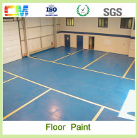 Hot sell hardener self leveling epoxy resin floor painting / epoxy flooring coating