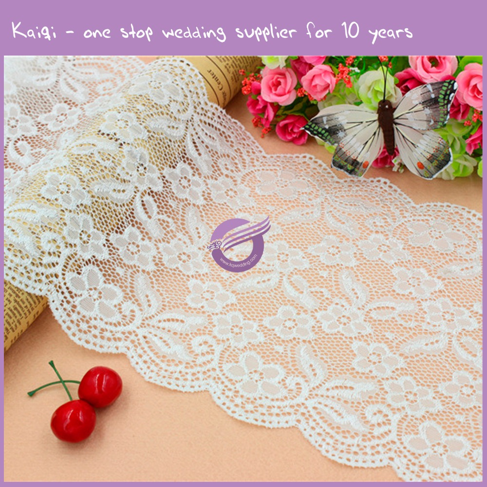 k8108 100 Polyester Lace Fabric Rolls, Heavy Lace Fabric Market In Dubai, Cheap Wholesale Fabric Lace