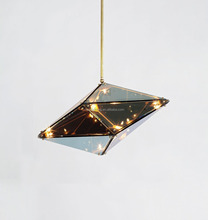 Cheer Lighting Wholesale The Modern decorative Maxhedron Pendant Light