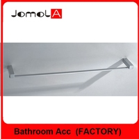 GLASS SHOWER DOOR TOWEL BAR