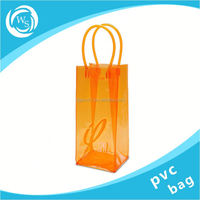 new design eva small clear gift bag with handles