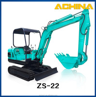 Mini excavator price for ZS-22 for sale