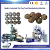Healthy Automatic Dry Dog Food Manufacturing Machine