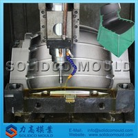 plastic injection chair seat mould, chair shell mould, chair mold