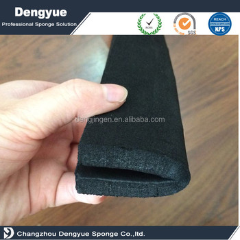 Construction sites rubber squeegee Head for sale