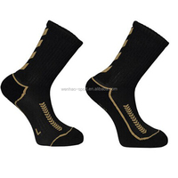 Eco friendly anti-bacterial 100% bamboo socks wholesale