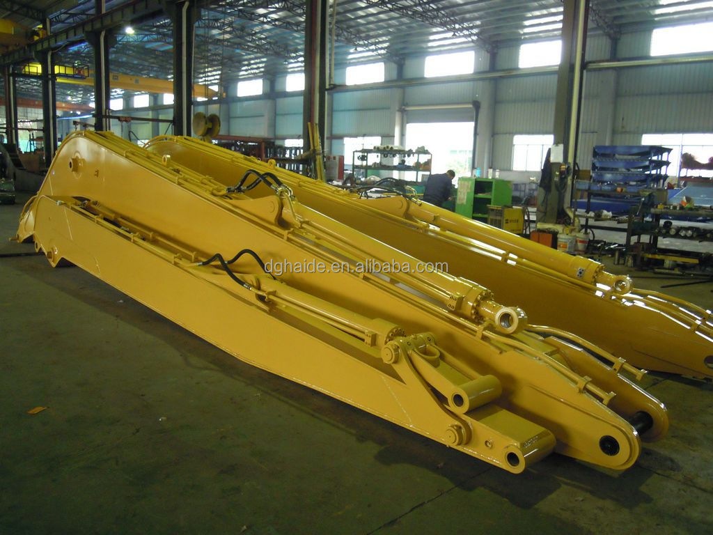 CE-approved excavator long reach arm