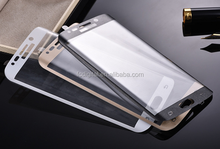 New arrival !!anti-explosion anti-fingerprint tempered glass s7 edge glass screen ward for Samsung galaxy S7 edge
