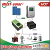 South Africa New Function PWM/MPPT Solar Charger Controller 80A for hybrid inverter