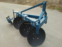 1LY(SX) SERIES reversible disc plough