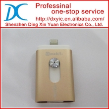 wholesale 64mb usb flash drive u disk for iPhone 5 5s 6 Plus iPad Mini PC IOS