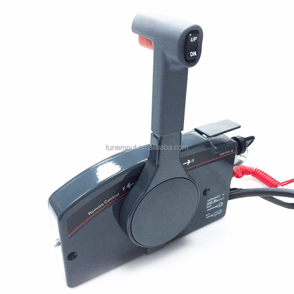 Side Mount 703 Remote Control Box With 10 Pin Wire Harness For Yamaha Outboard Wiring Extension Buy Product On