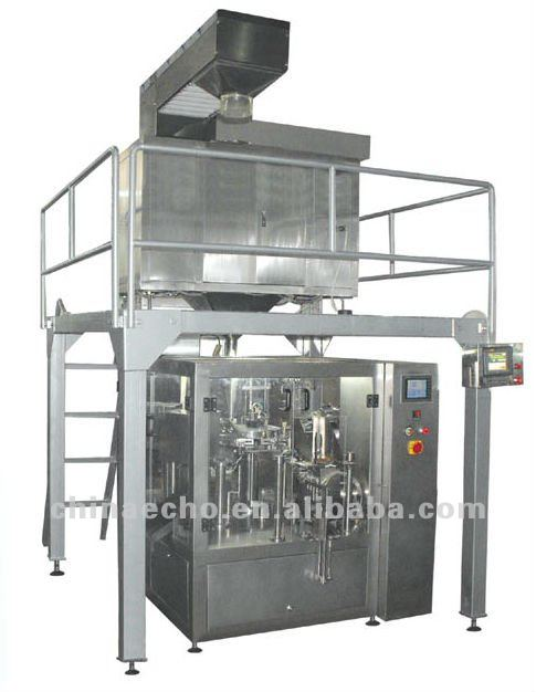 Solid Weigh-Fill-Seal Production Line