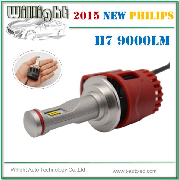 Wholesale led headlights h7