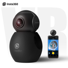 Insta360 Air 3K HD 360 Camera Dual Lens Panoramic Camera Compact Mini VR Camera for OPPO Huawei LG Andriod Smartphones