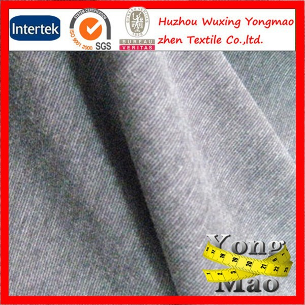 Spandex polyester raschel knit fabric for garments