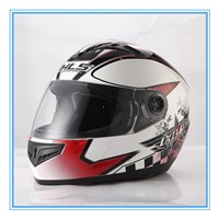 Factory price double visor motorcycle helmet for sale