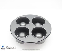 4pcs/Lot Round Cake Mold Baking Tools Dessert Cake Pan