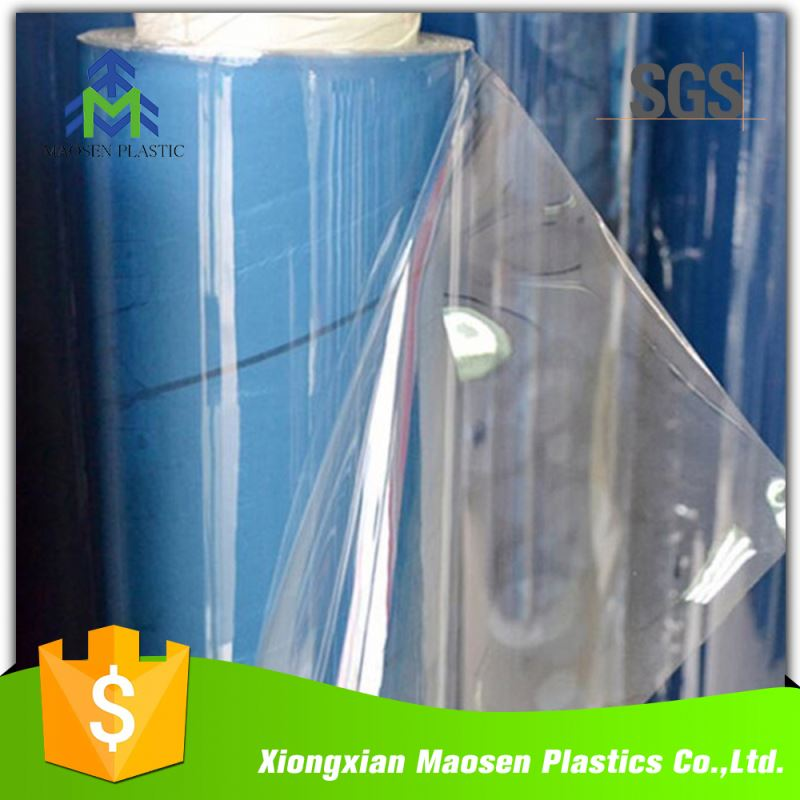 CHINESE BLUE FILM SMALL SIZE PVC FILM