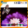 Musical Water Fountains Water Screen Movie With Multicolored Waterproof Light
