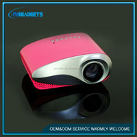 bluetooth mini smart projector ,H0T128 beamer full hd 3d