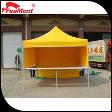 300D / 600D oxford 180-280g polyester Advertising Folding Canopy