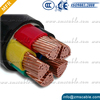 Exporting to Colombia fire resistant yjlv22 yjv 90mm2 150mm2 240mm2 xlpe pvc swa amored power cable zr yjv cable