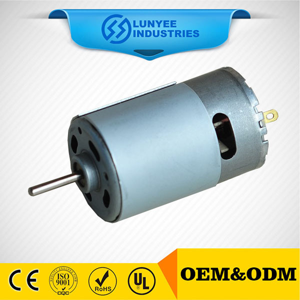 Small size High Speed Electric drill Electric Toy Dc Motor