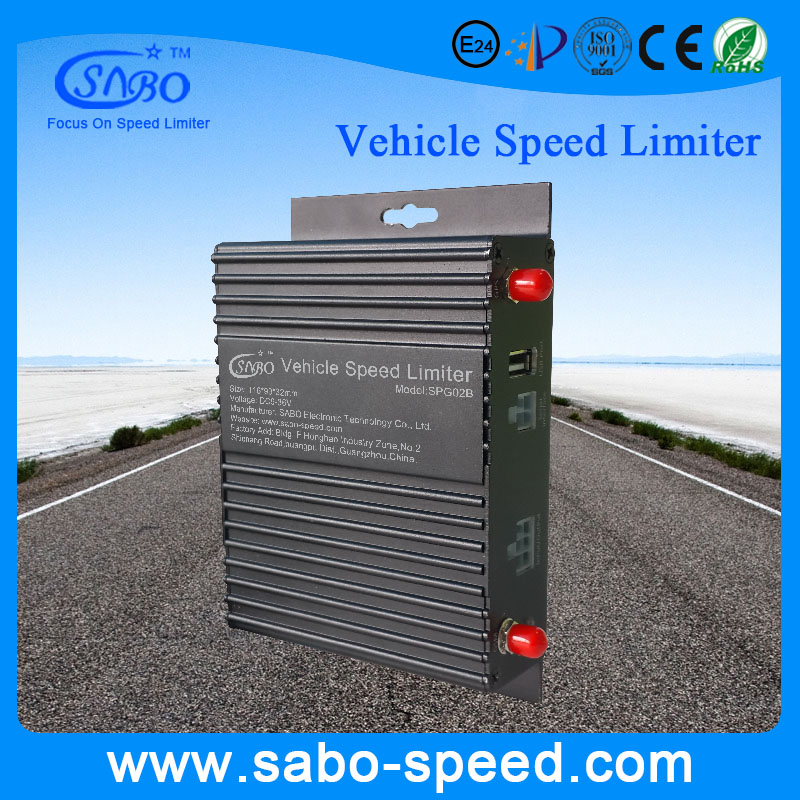 SABO Vehicle Newer Speed Limiter for Governor car gps tracking device Lock/unlock the car by SMS, phone call, platform