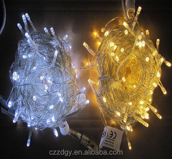 low price 10m merry christmas fireworks twinkle led string light
