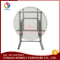Newly Garden White Plastic folding Tables