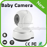 oem camera lens IP Network Mini Robot Camera WIFI Network Wireless 720p outdoor wifi security camera