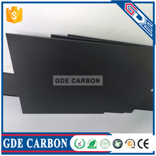 GDE Plain Carbon Fiber Sheet, Great Quality Carbon Fiber 3K