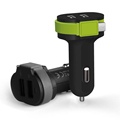 3.4A Quick charging 2 usb car charger for Android