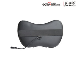 Hot selling electric infrared heating kneading neck massage pillow for home and car