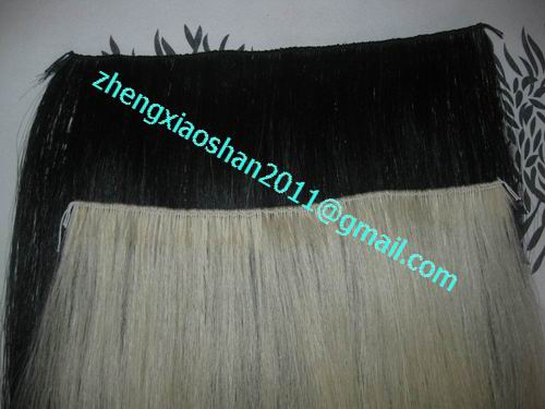 horse hair weft, mane weaves , mane extension