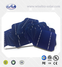 High efficiency 125x125mm monocrystalline solar cell