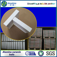 aluminum oxide ceramic tile and brick for ball mill