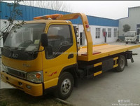 Top grade hot sale medium duty wrecker truck