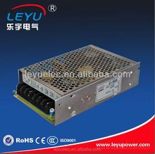 CE ROHS D-60B 60W 12v 24v dual output 15v power supply with 2 years warranty