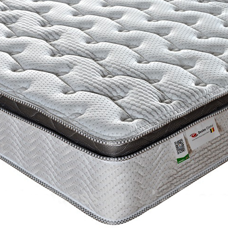 Anti-Decubitus Natural 3E Environmental-Friendly Coconut Palm Fiber Bonnell Spring Mattress CZT-B25 - Jozy Mattress | Jozy.net
