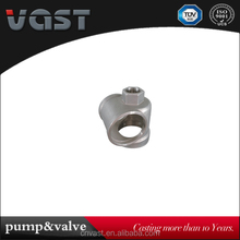 Brand new duplex stainless steel investment casting with high quality