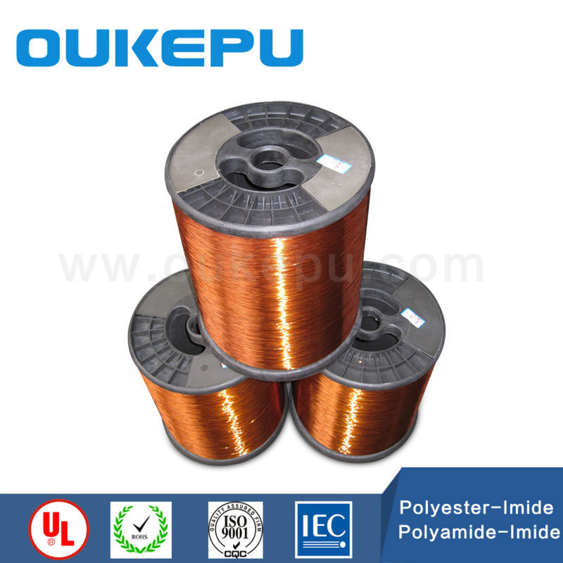 Well Priced triple layer insulation aluminium winding wire of China