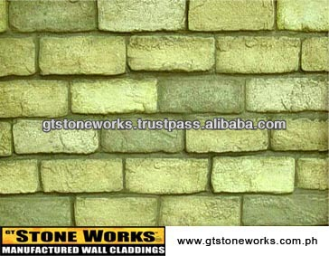 WALL BRICKS - FLAT BRICK STONE
