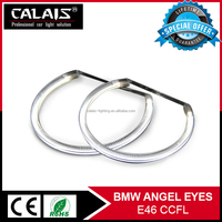 4 x CCFL ange eyes e46 Rings for BMW E46 led markers