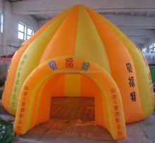 inflatable air dome tent